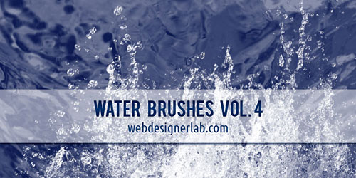Перейти на Water Brushes Vol 4