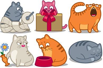 Перейти на Meow 2 Icons