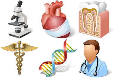 Перейти на Medical Icons