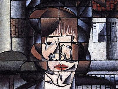 Перейти на Portrait Of Germaine Raynal