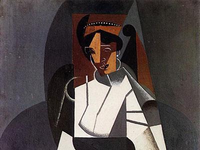 Перейти на Woman With A Mandolin After Corot