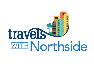 Travels with Northside logo