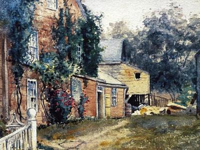 Перейти на Old House Nantucket