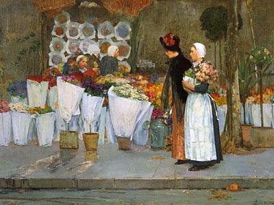 Перейти на At The Florist