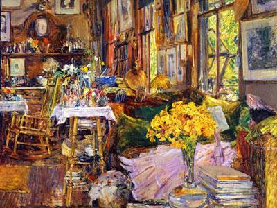 Перейти на The Room Of Flowers