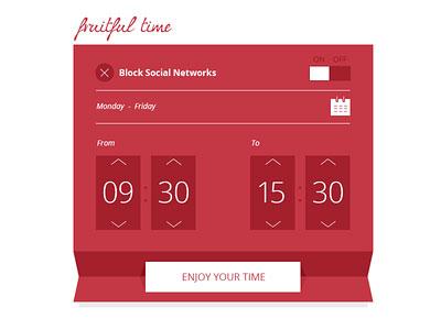Block Social Networks