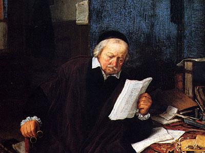 Перейти на Lawyer In His Study