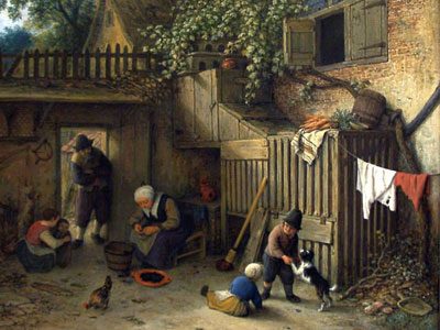Перейти на The Cottage Dooryard