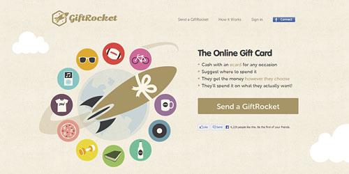 Перейти на Gift Rocket