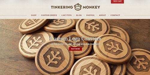 Перейти на Tinkering Monkey