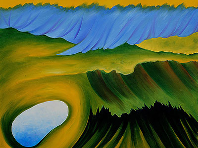 Перейти на Mountains And Lake