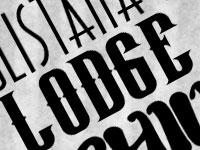 Скачать бесплатно 20 новых декоративных шрифтов