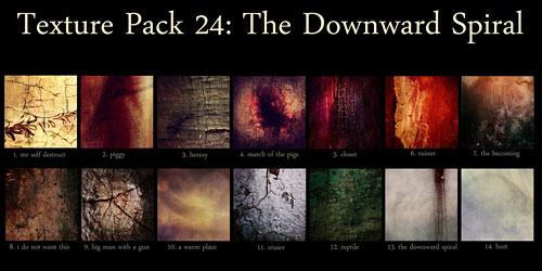 Перейти на Texture Pack 24 The Downward Spiral