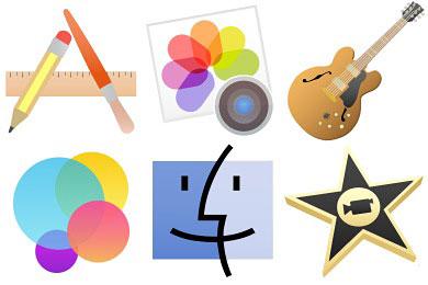 Перейти на Ios7 Desktop Icons By Dtafalonso