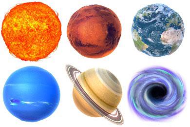 Перейти на Bumpy Planets Icons By Zairaam