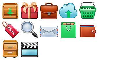 Перейти на Business Icons By Petalart