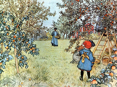 Перейти на The Apple Harvest