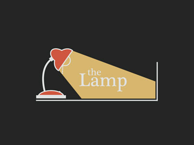 the Lamp light