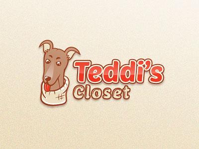 Teddi's Closet Logo