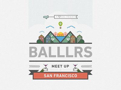 Balllrs San Fracisco Meetup