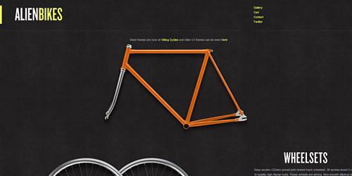Перейти на Alien Bikes