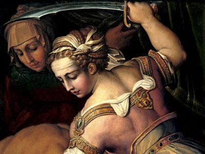 Перейти на Judith And Holofernes