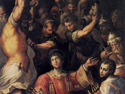 Перейти на Martyrdom Of St Stephen