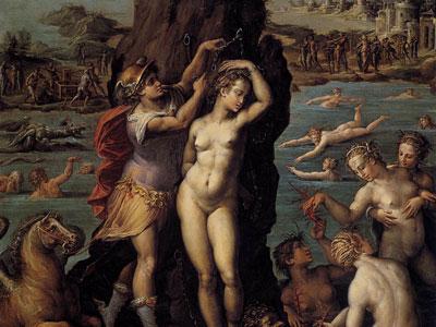 Перейти на Perseus And Andromeda