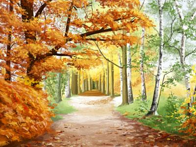 Перейти на Осенний Пейзаж