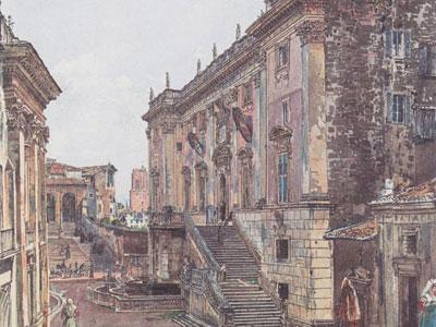 Перейти на The Capitol In Rome