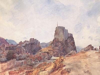 Перейти на The Castle Of San Lorenzo In Ragusa