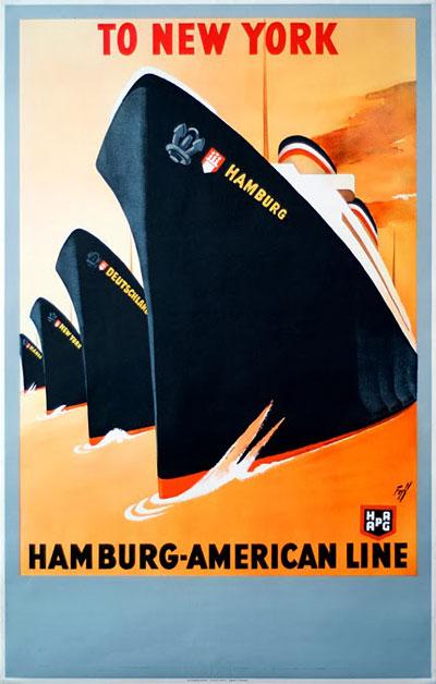 Ретро постер