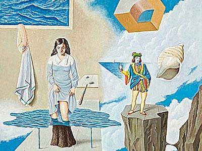 Перейти на Pintura Surrealista