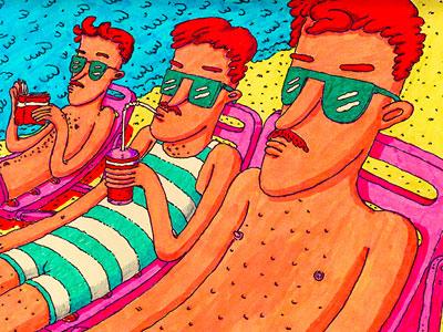 Перейти на On The Beach