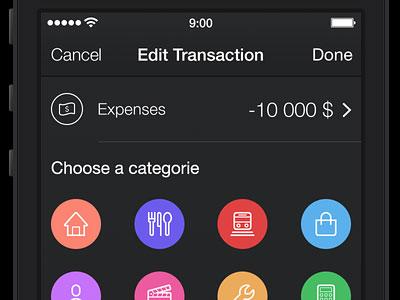Walle Finance App