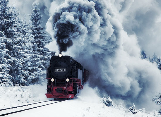 Перейти на Brocken Train