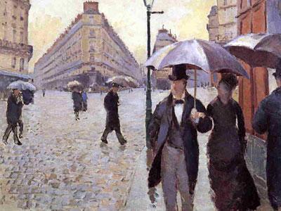 Перейти на Paris A Rainy Day