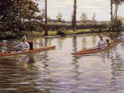 Перейти на The Canoe