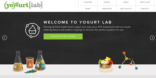 Перейти на Yogurt Labs
