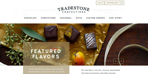 Перейти на Trades Tone Confections
