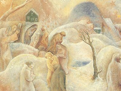 Перейти на Pilgrims In The Snow