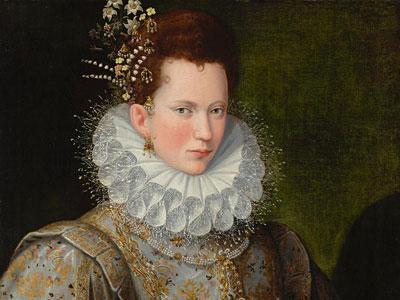 Перейти на Portrait Of A Lady Of The Court