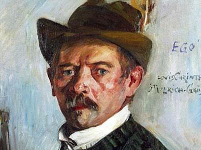 Перейти на Self Portrait In A Tyrolean Hat