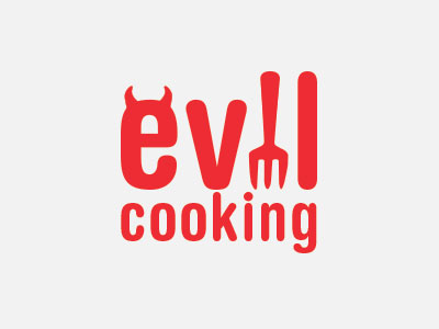 Перейти на Evil Cooking Logotypes