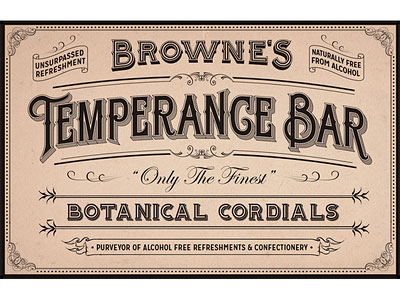 Перейти на Brownes Temperance Bar