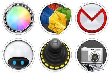 Перейти на My Mavericks Part 2 Icons by thebadsaint (53 icons)