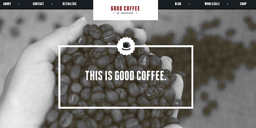 Перейти на goodcoffeeofcharleston.com