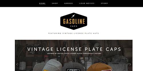 Перейти на gasolinecaps.com