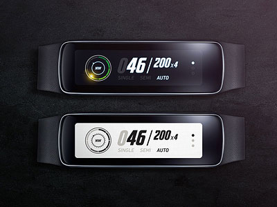 GearFit Concept