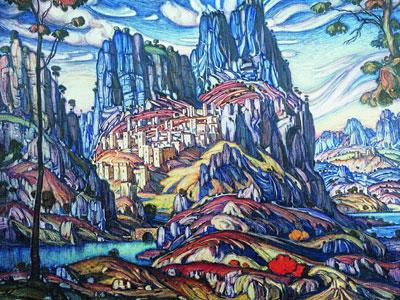 Перейти на Гора Св. Георгия